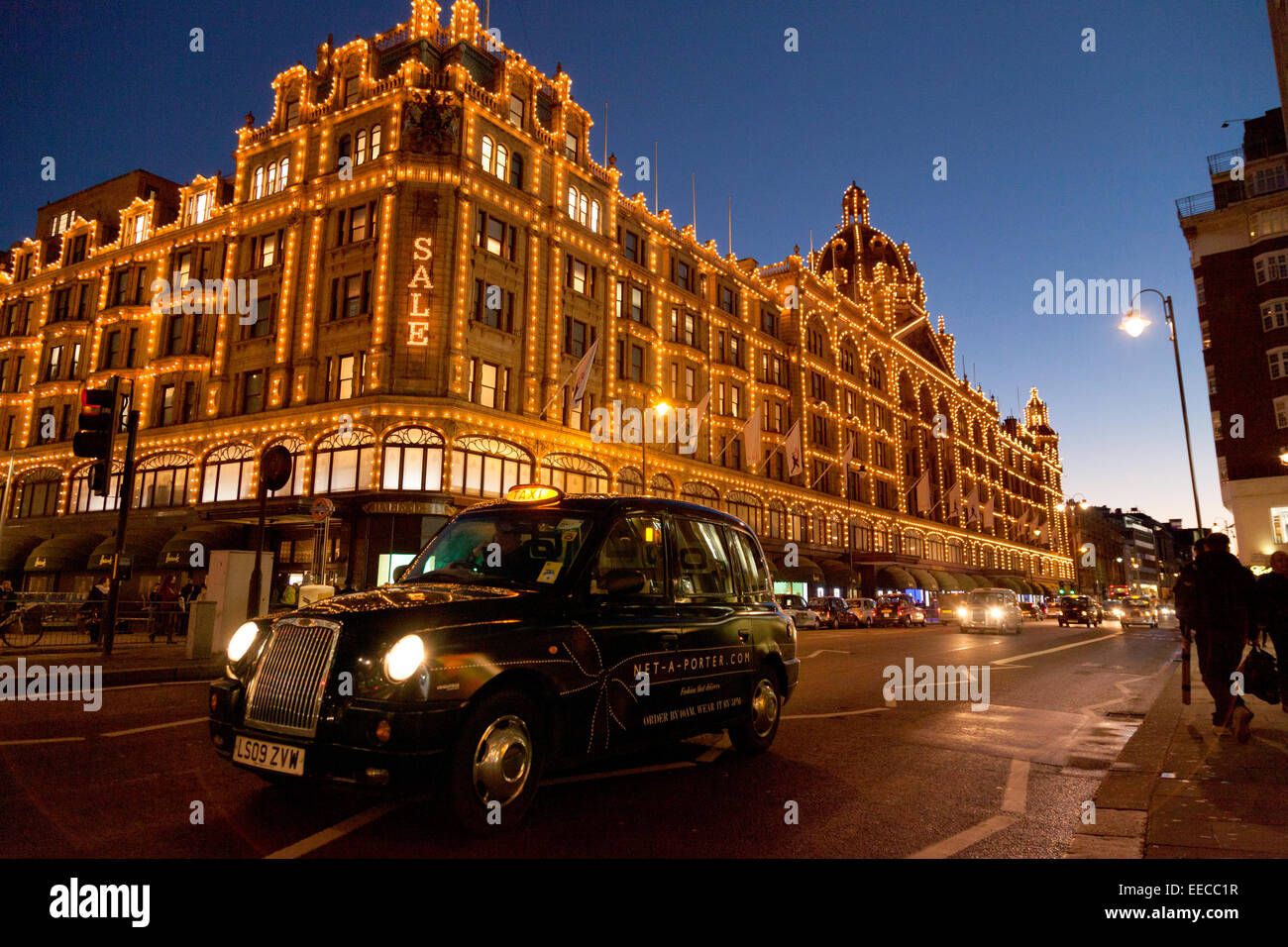 Harrods london stock photos harrods london stock images for The knightsbridge
