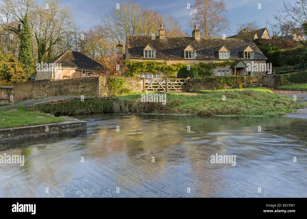 The cotswolds upper slaughter
