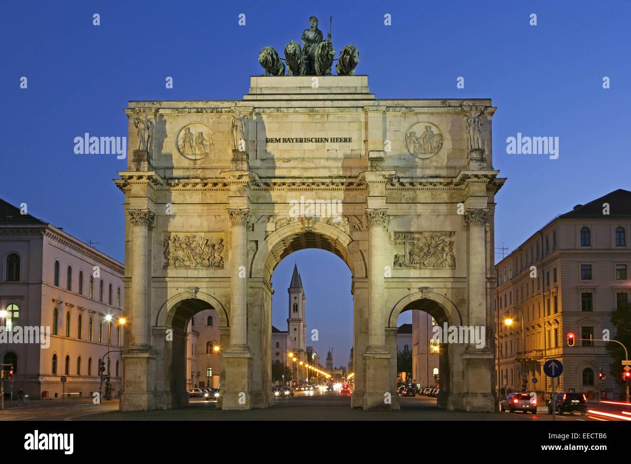 Architektur, Bauwerk, Bauwerke, Bayern, Boegen, Bogen, Bögen, Deutschland, Gebaeude, Gebäude, Muenchen, München, Stock Photo