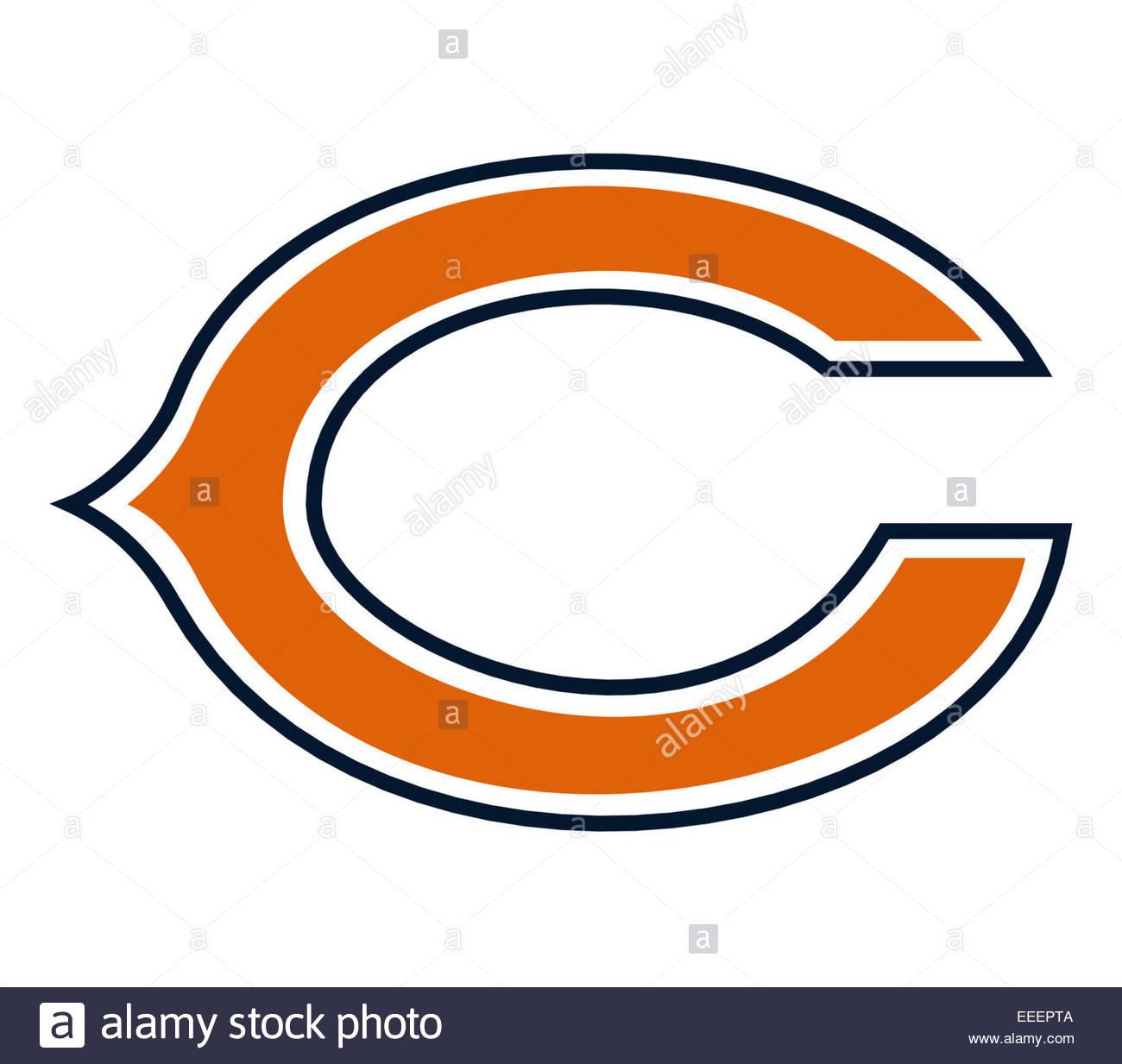 Chicago Bears logo icon symbol Stock Photo: 77771914 - Alamy