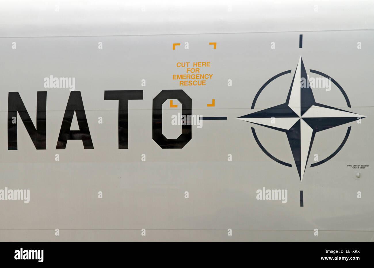 nato logo stock photos amp nato logo stock images alamy