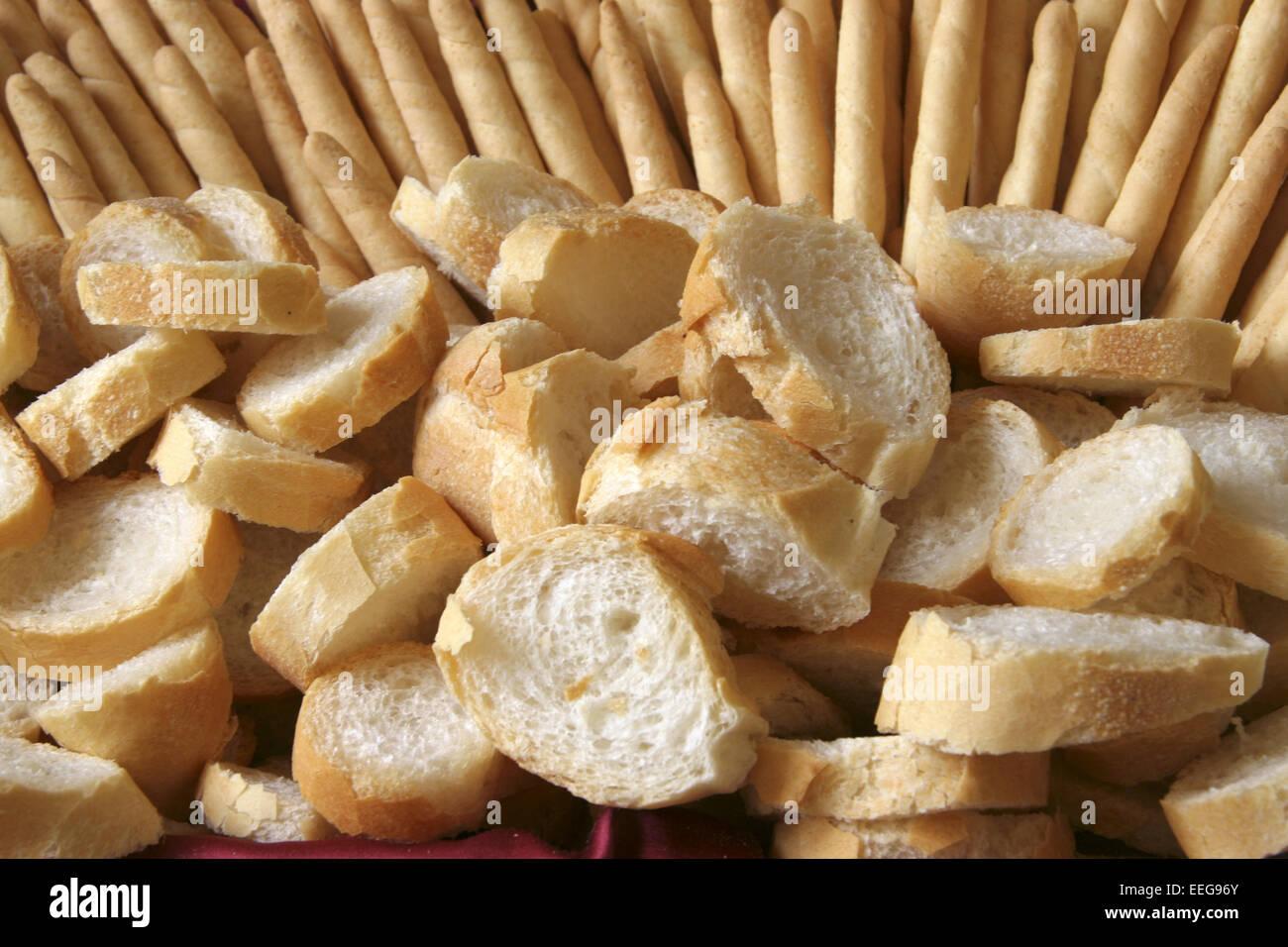 italienische fingerfood buffet