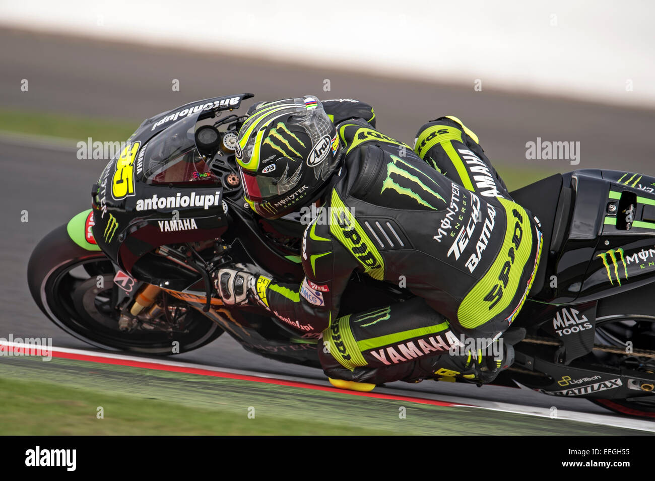 cal cruchlow, tech 3 yamaha, 2013 - Stock Image