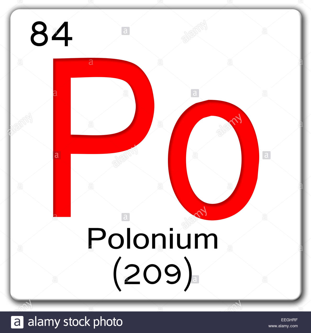 Chemical symbol stock photos chemical symbol stock images alamy polonium chemical symbol wallpaper stock image urtaz Images