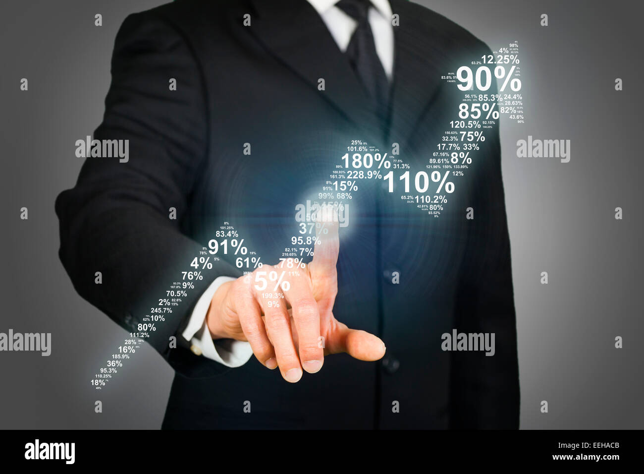 Business improvement - Stock Image