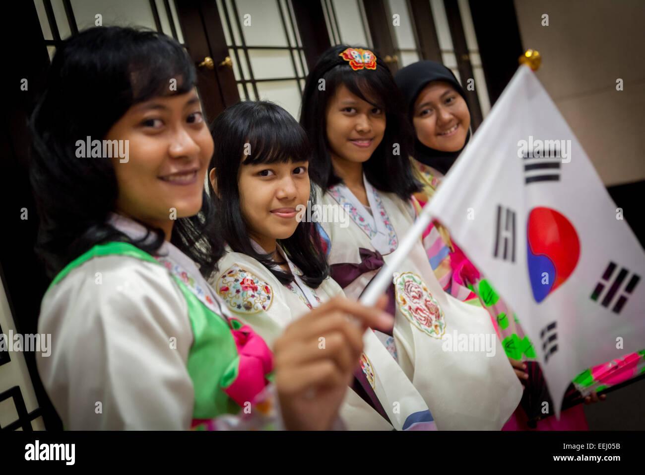 Indonesia Korea Stock Photos  Indonesia Korea Stock Images  Alamy
