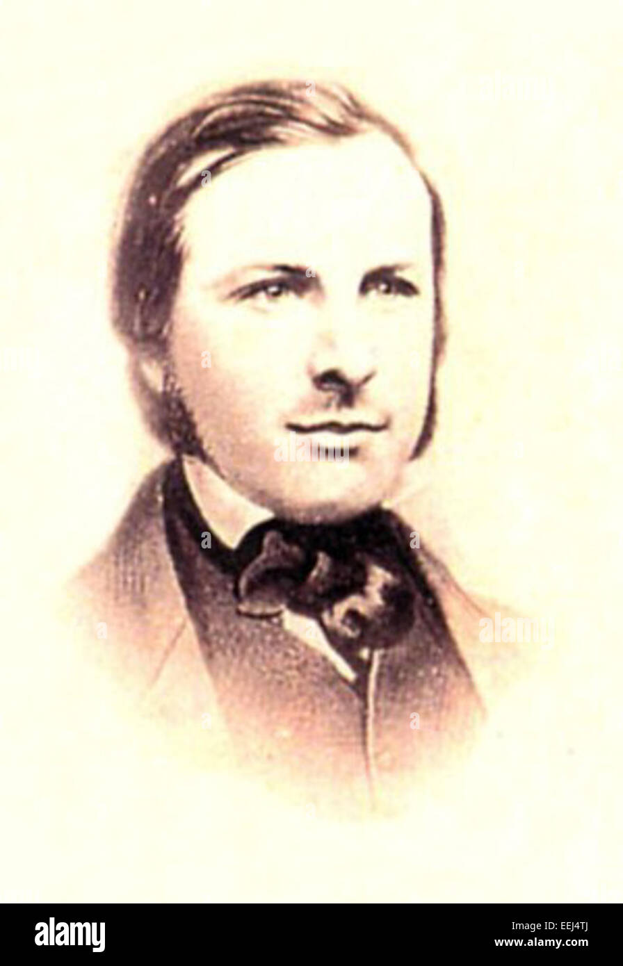 Augustus Welby Northmore Pugin - Stock Image