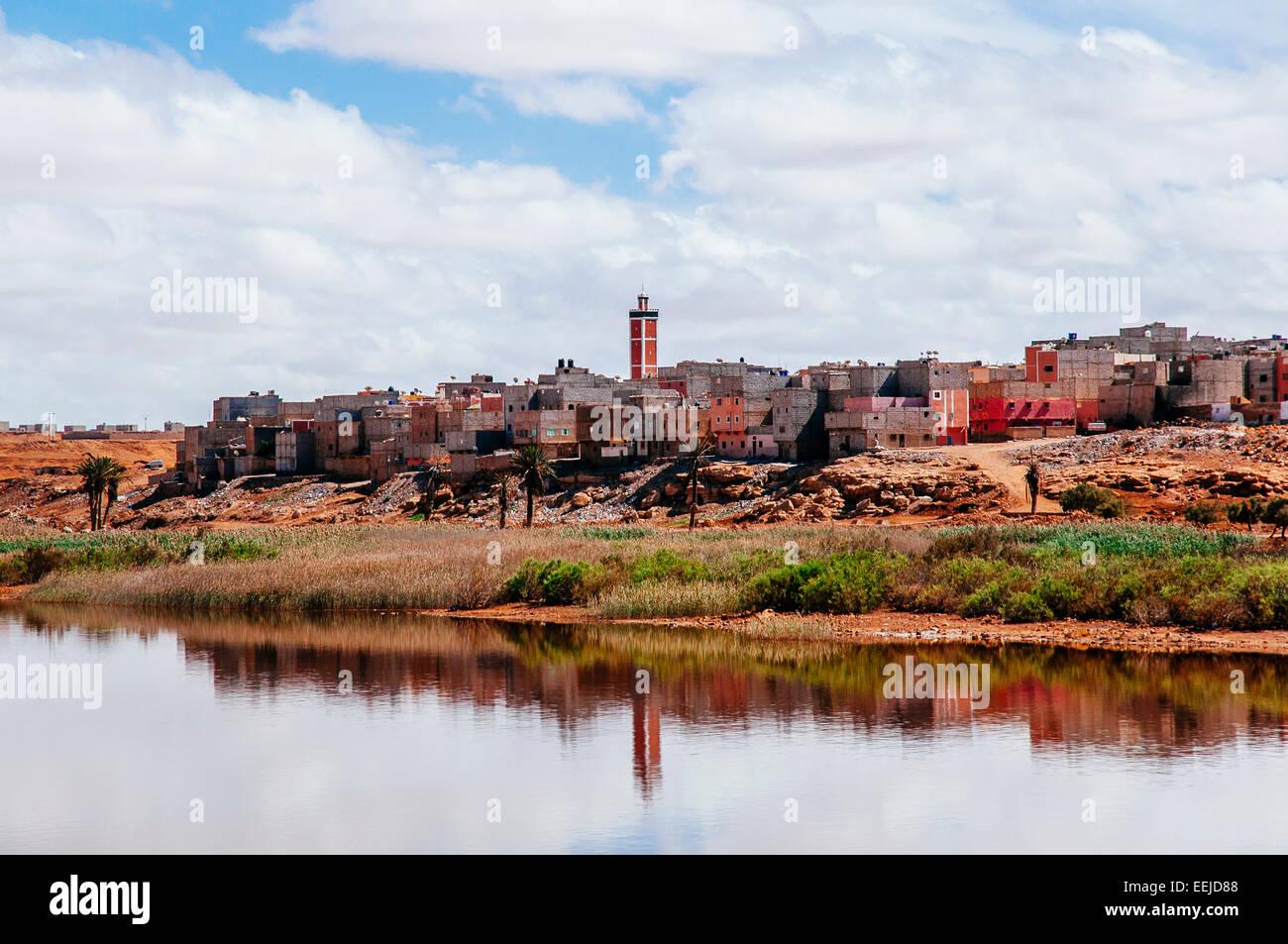 El Aaioun, Western Sahara, Morocco - Stock Image