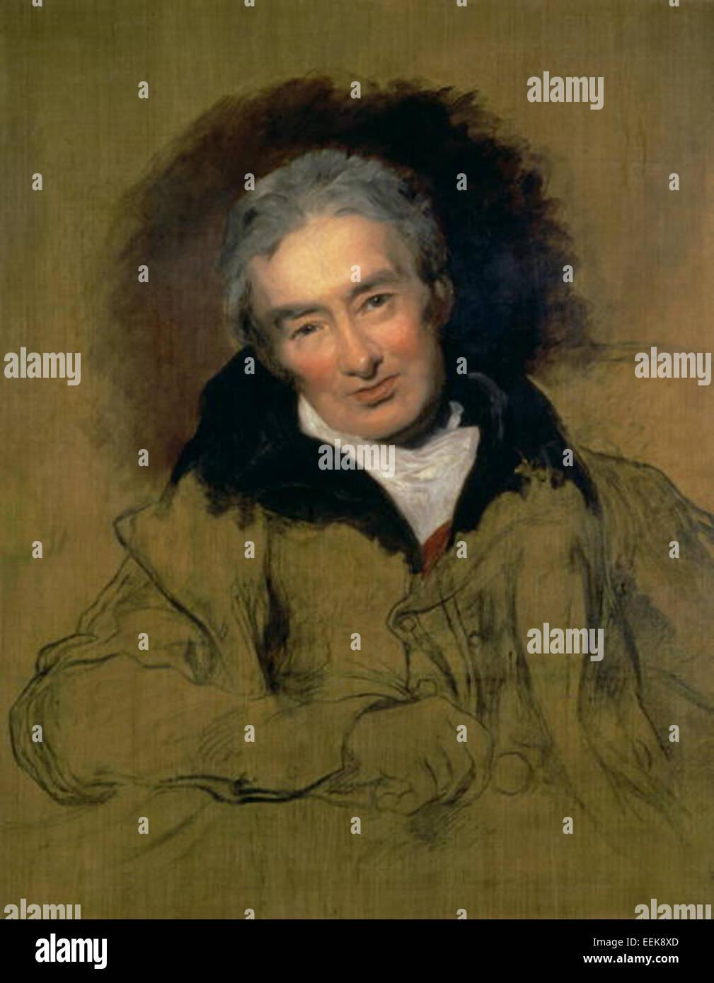 Sir Thomas Lawrence - Stock Image