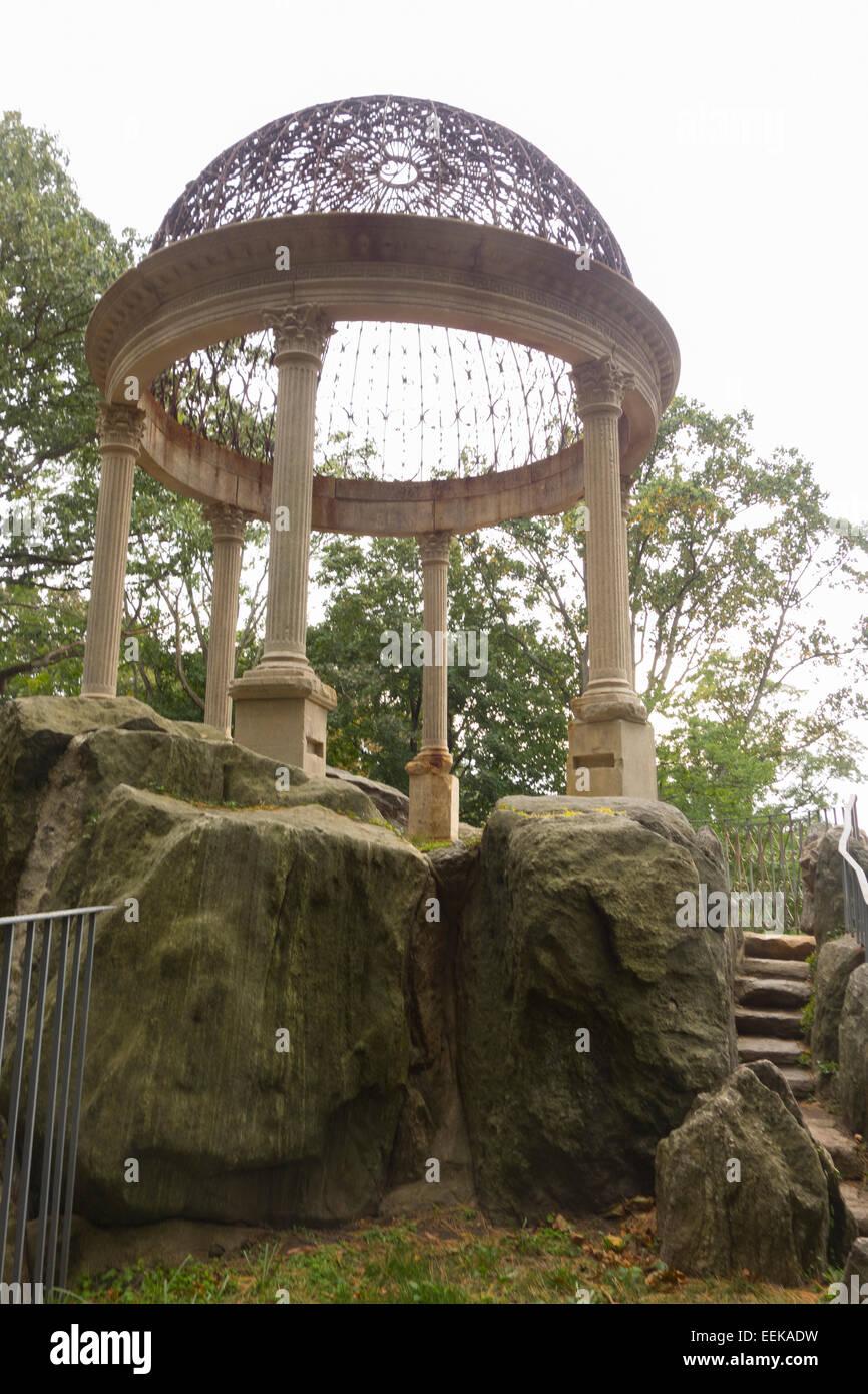 Untermyer Gardens Conservancy In Yonkers Ny Stock Photo 77871973