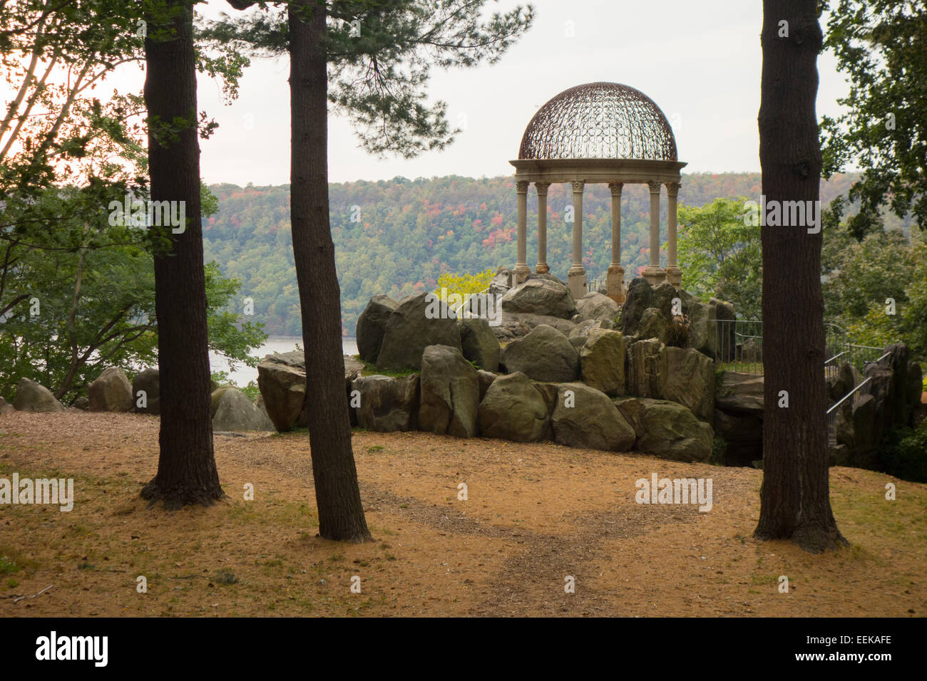Untermyer Gardens Conservancy In Yonkers Ny Stock Photo 77872018
