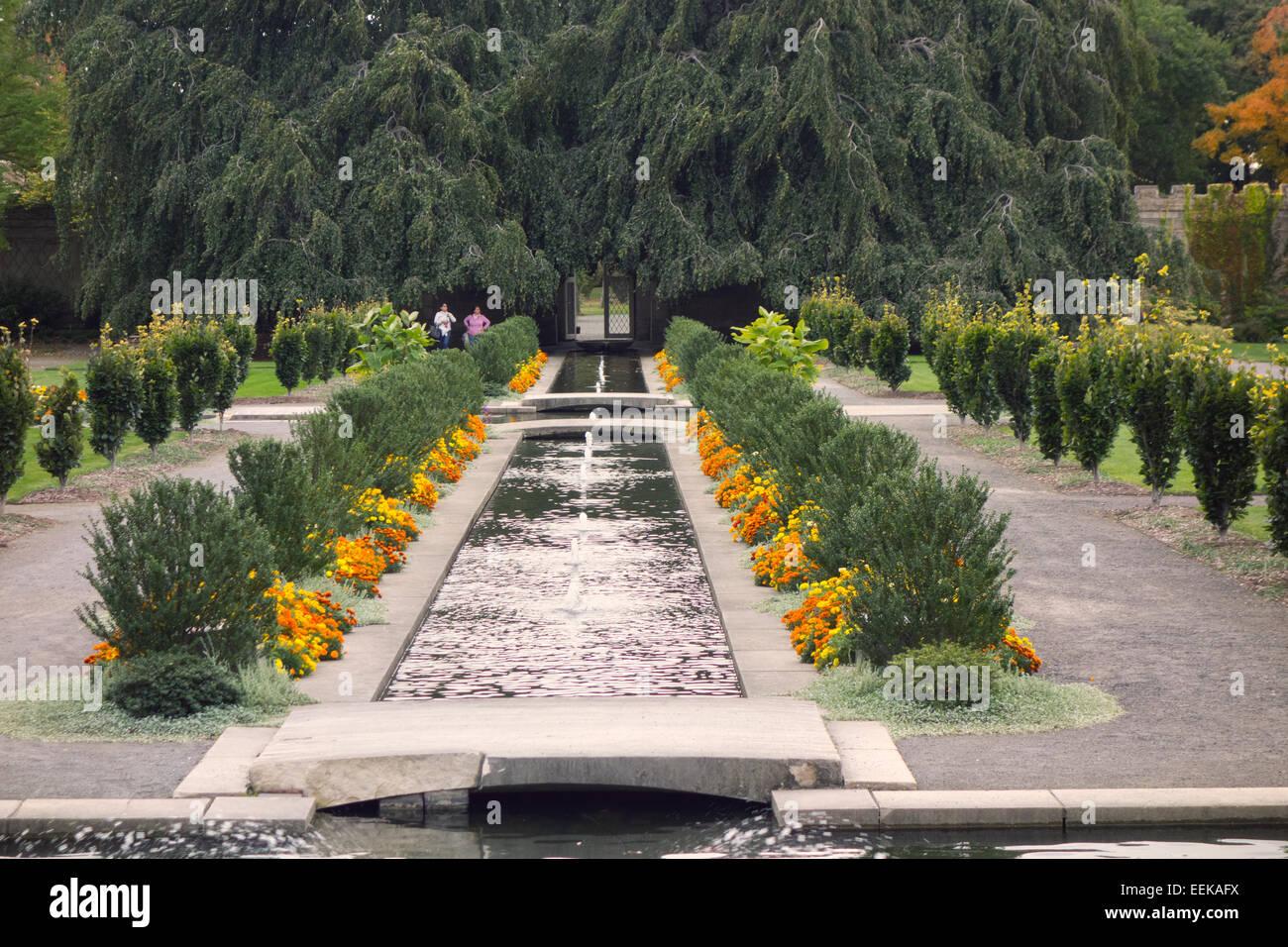 Untermyer Gardens Conservancy In Yonkers Ny Stock Photo 77872030