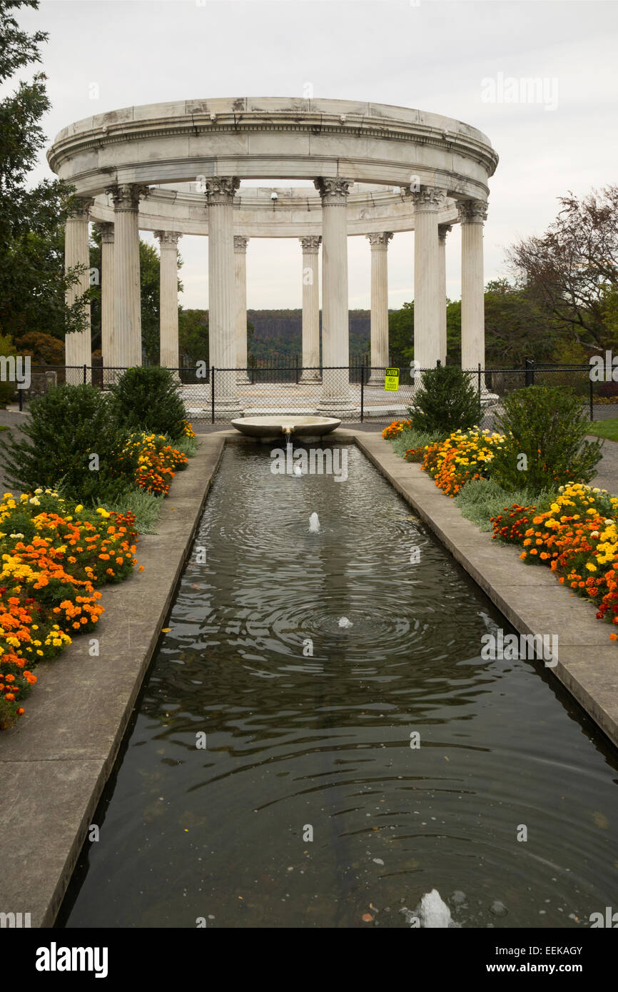 Untermyer Gardens Conservancy In Yonkers Ny Stock Photo 77872059