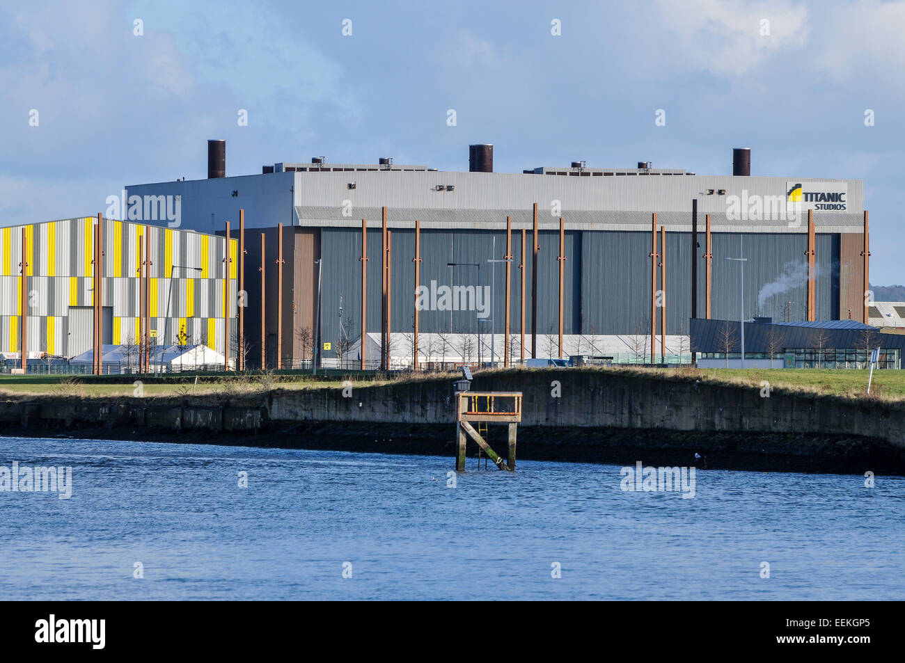 Titanic Film Studios Principle Location For A Number Of Hollywood