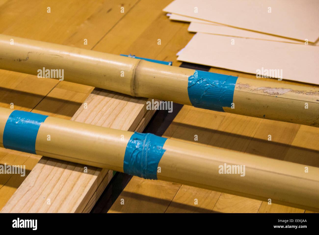 tinikling sticks