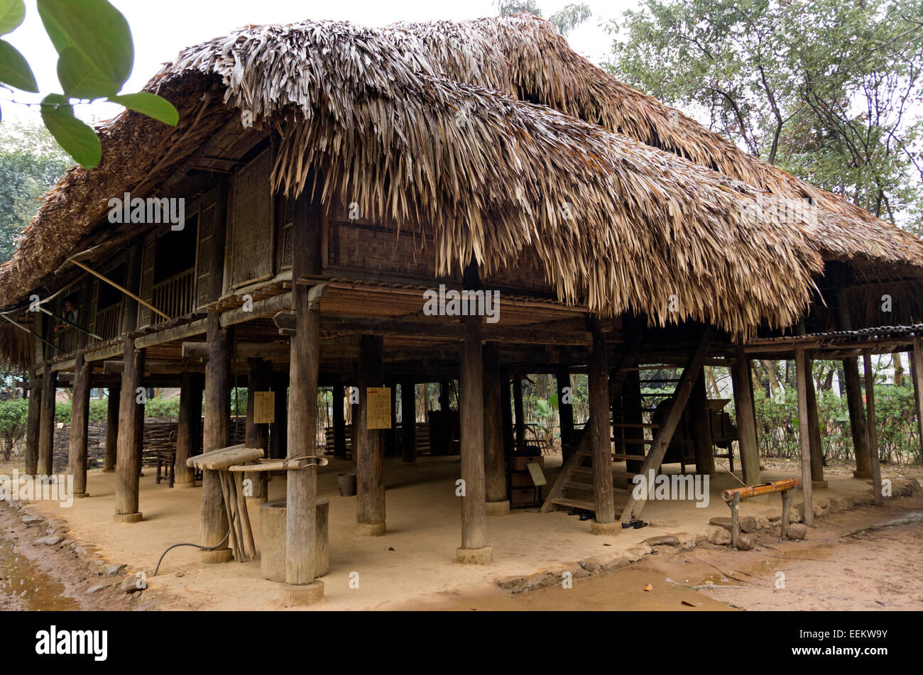Museum Of Ethnology - Tay House - Stock Image