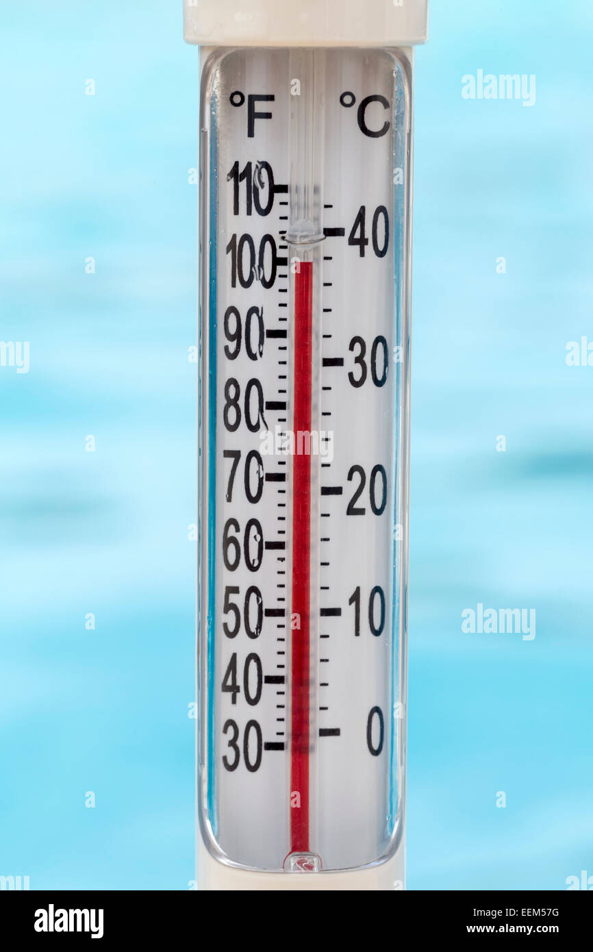 Thermometer Outdoors Stock Photos & Thermometer Outdoors ...