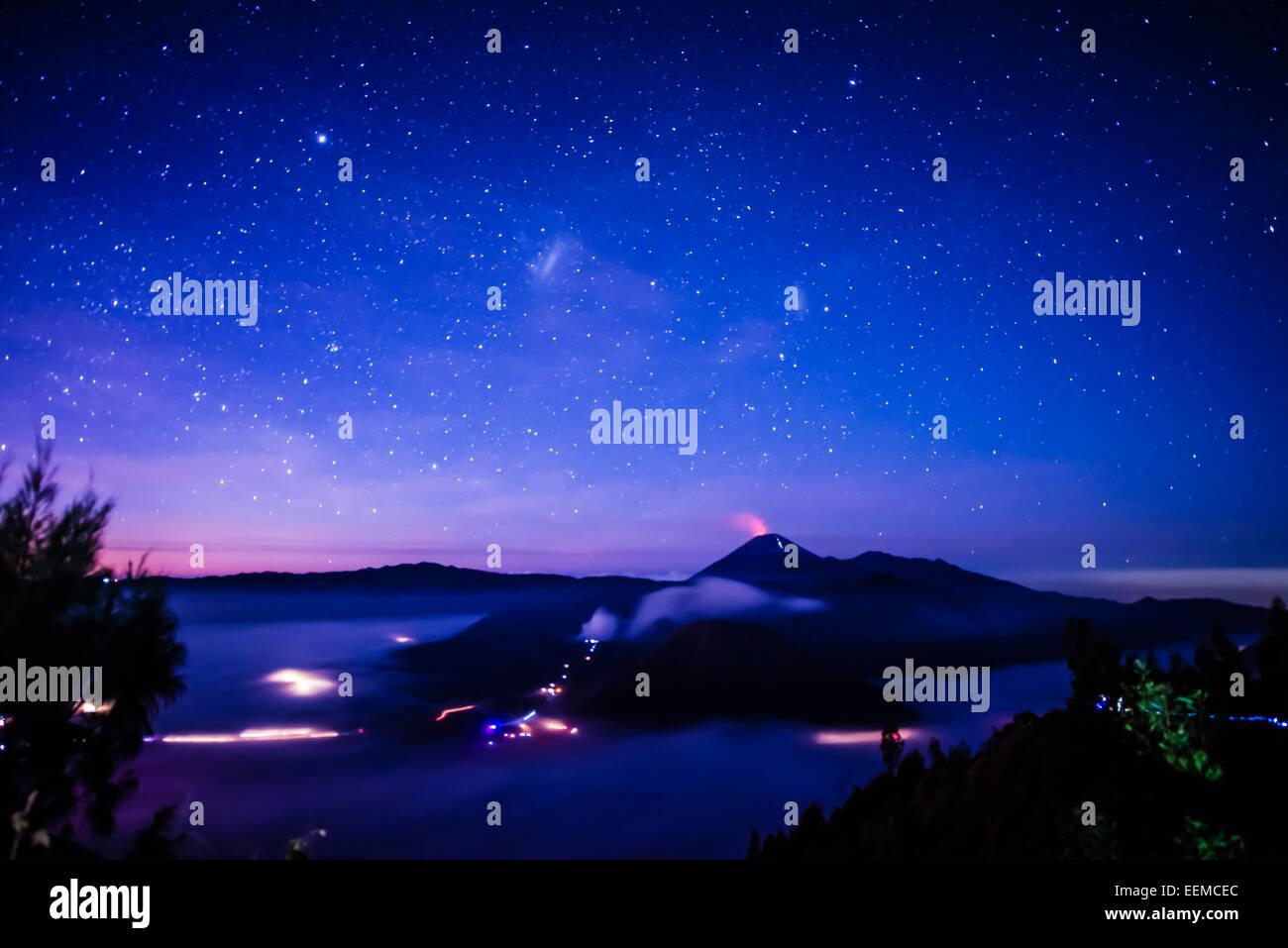 Starry Night Sky Stock Photos & Starry Night Sky Stock Images - Alamy