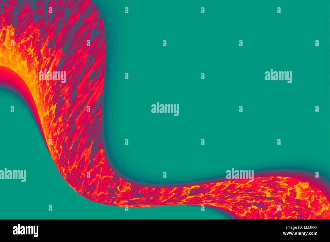 Digital Imaging. - Stock Image
