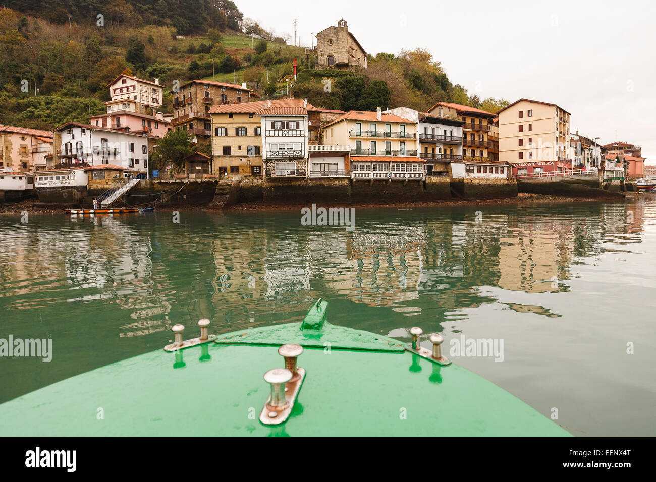 Pasaia. Pasajes de San Juan. Guipuzcoa. Basque country. Spain. Europe - Stock Image