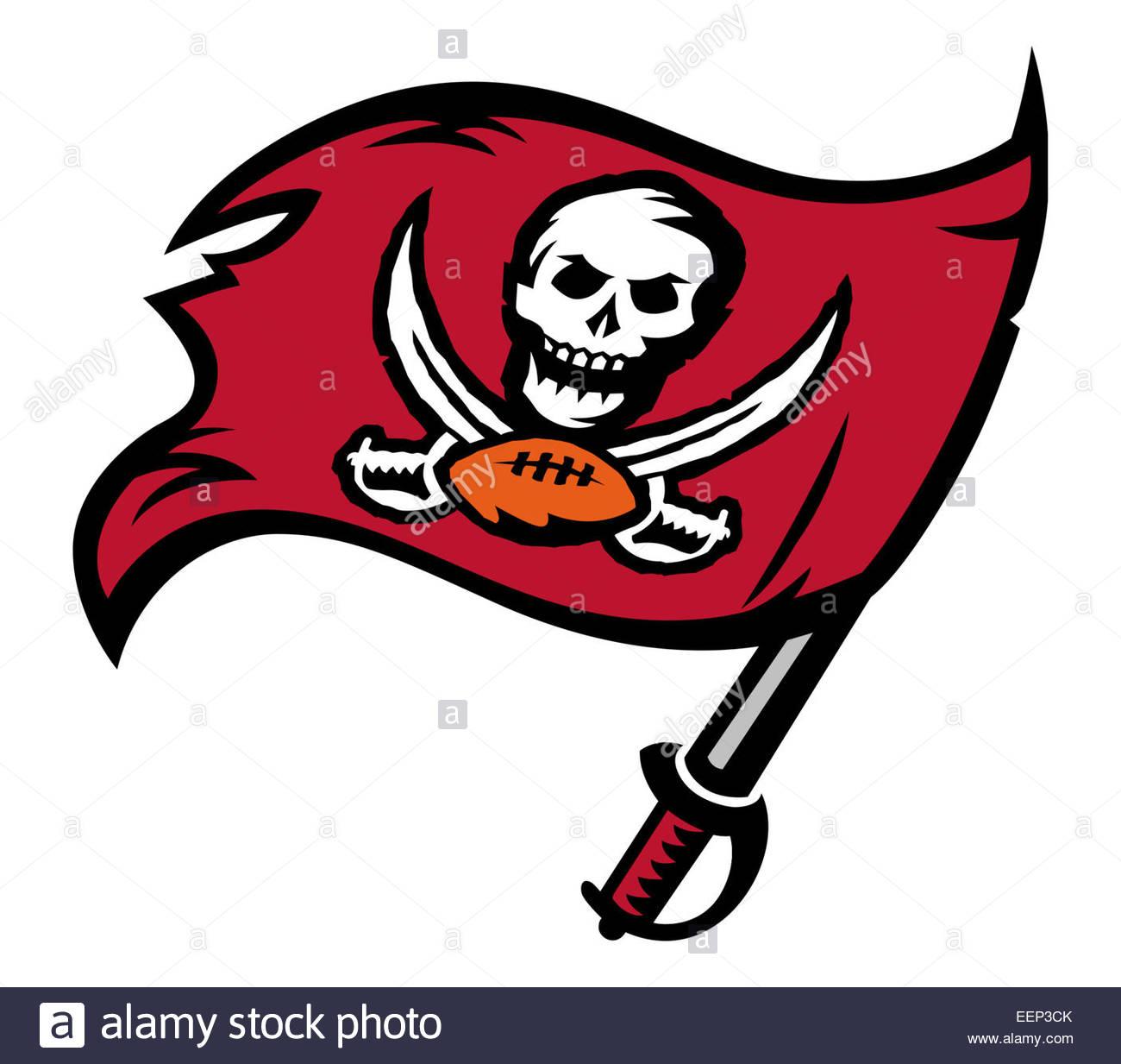 Tampa Bay Buccaneers logo icon symbol Stock Photo  77932307 - Alamy a6989bca63c