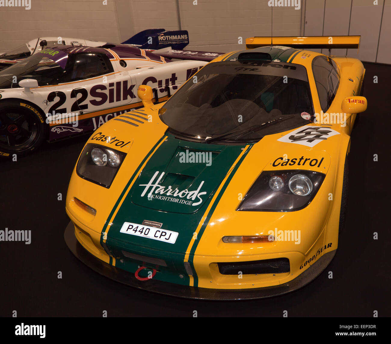 bmw powered mclaren f1 gtr 06r le mans race car on. Black Bedroom Furniture Sets. Home Design Ideas