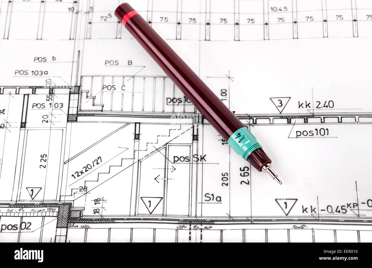Architecture Rolls Architectural Plans Project Architect Blueprints