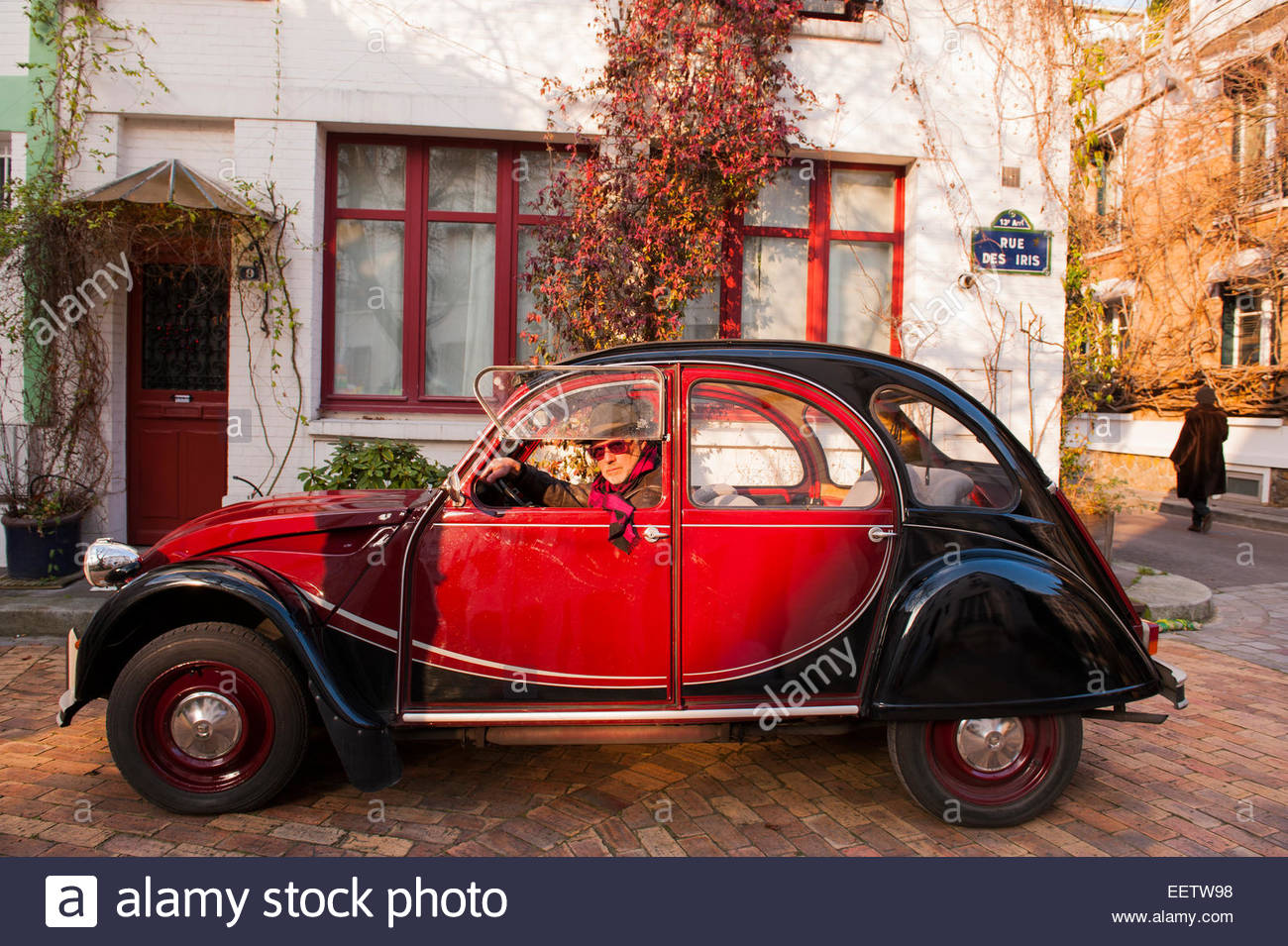 Citroen Red Stock Photos Amp Citroen Red Stock Images Alamy
