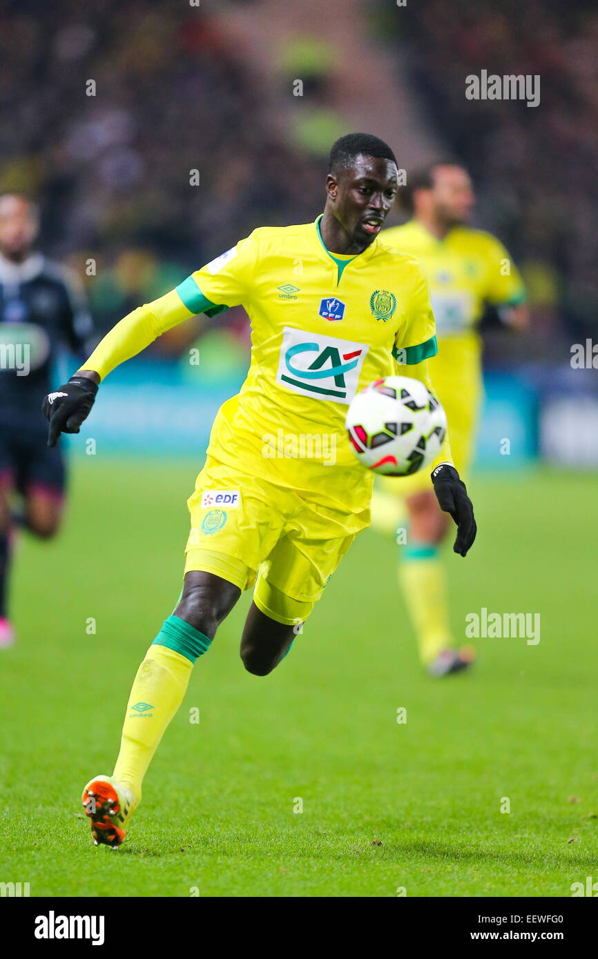 Remi GOMIS. Coupe de France 2014/2015. Photo : Vincent Michel/Icon Sport - Stock Image