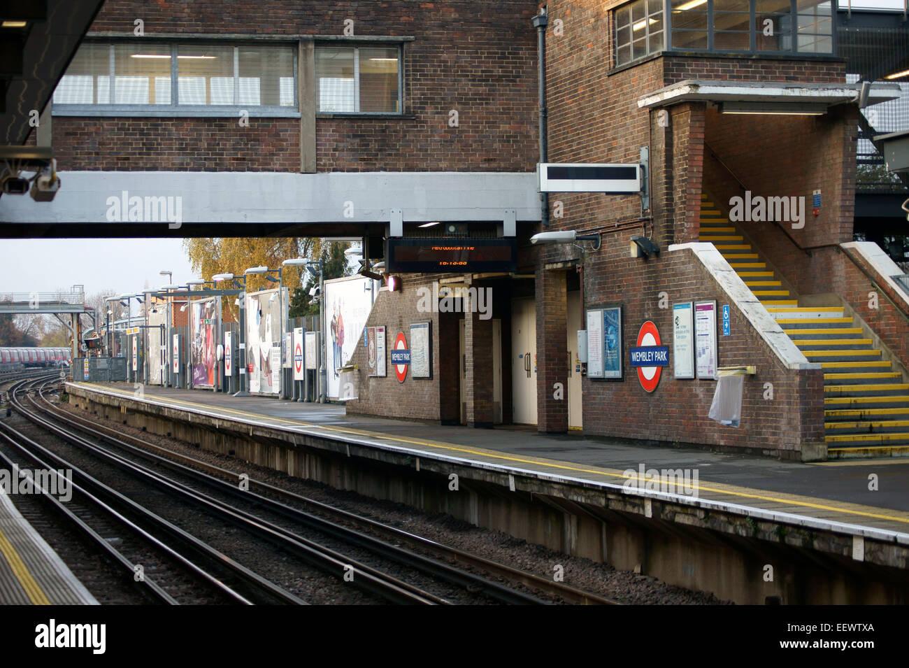 Wembley Park - Stock Image