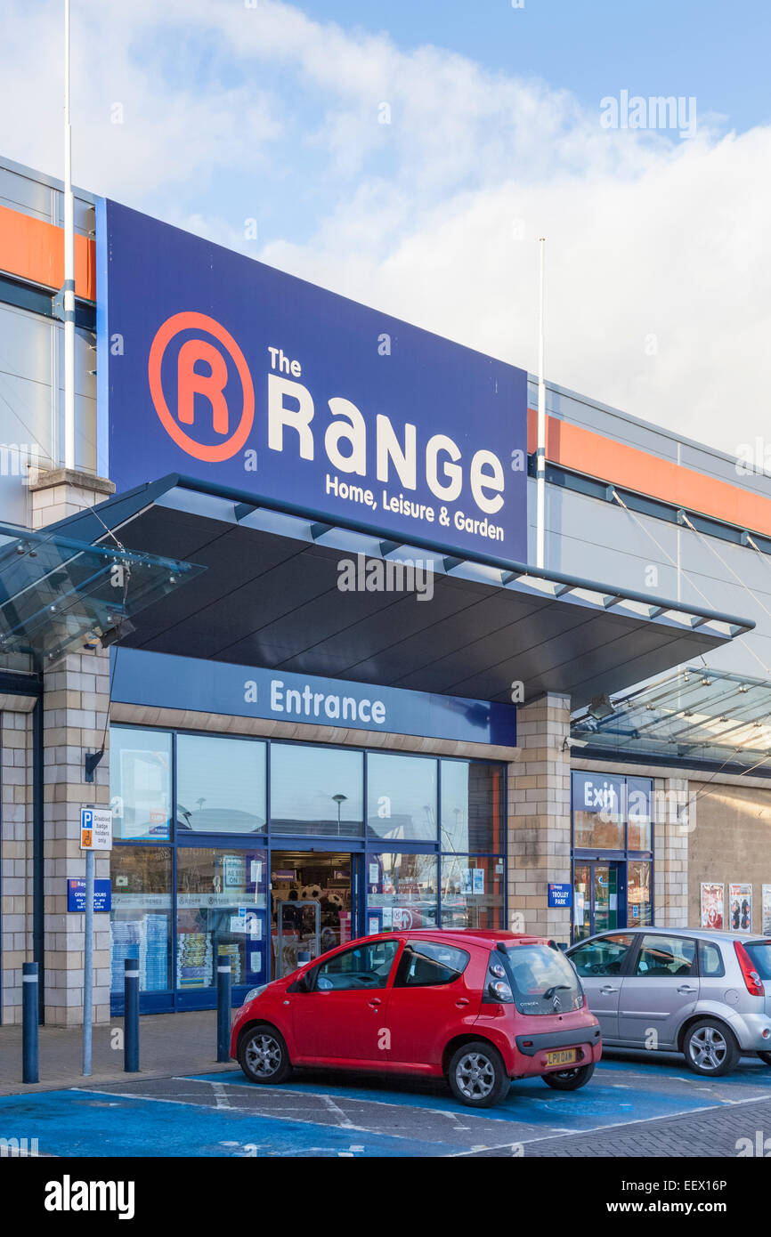 The Range Shop Stock Photos & The Range Shop Stock Images - Alamy
