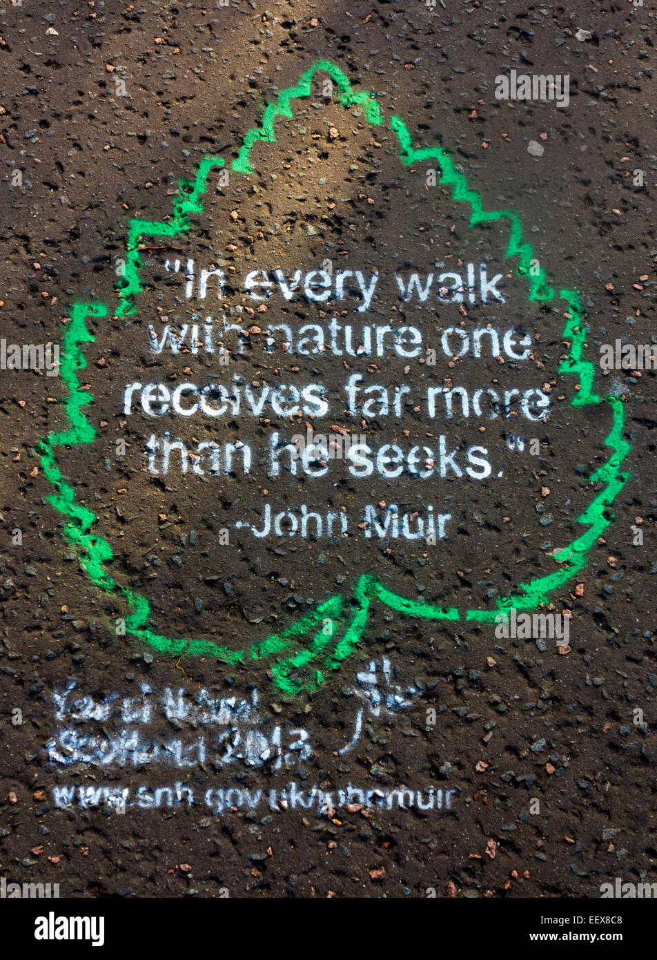 John Muir Quote Stock Photos John Muir Quote Stock Images Alamy