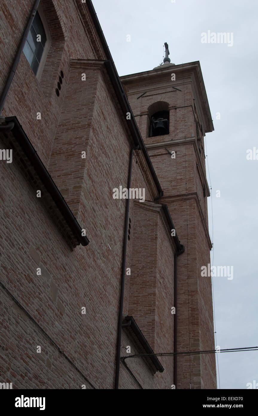 San Benedetto del tronto - Stock Image