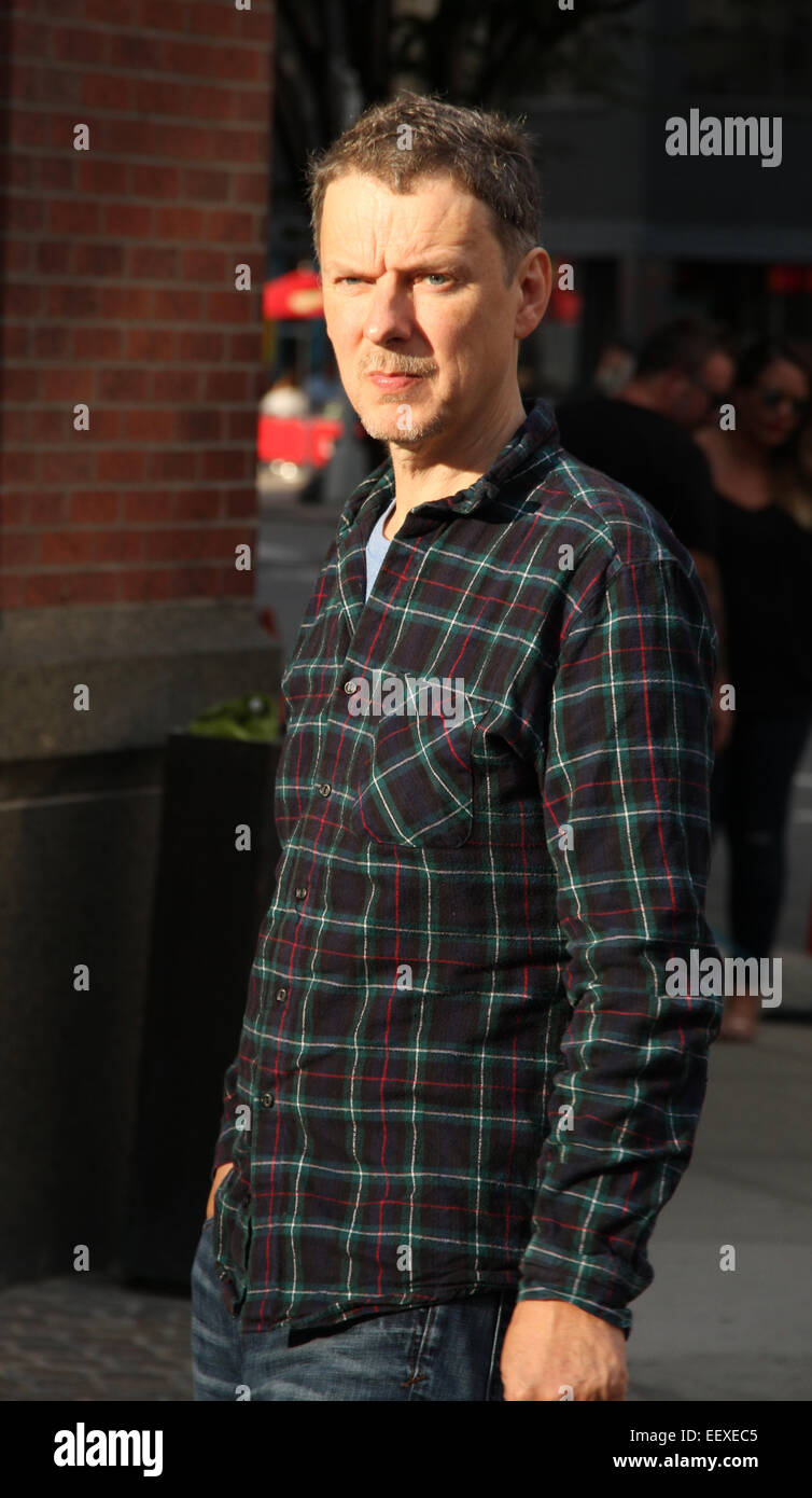 'Mood Indigo' New York premiere at Tribeca Grand Hotel in New York City  Featuring: Arden Wohl Where: New - Stock Image