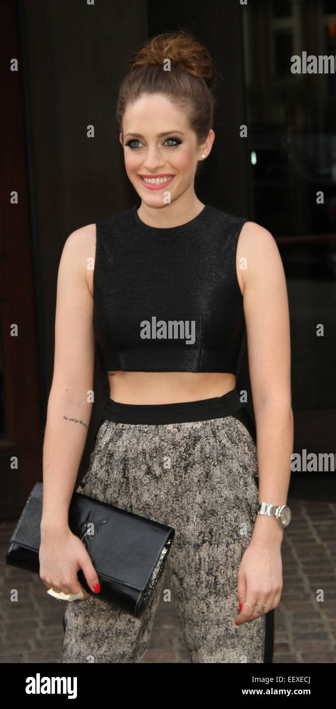 'Mood Indigo' New York premiere at Tribeca Grand Hotel in New York City  Featuring: Carly Chaikin Where: - Stock Image