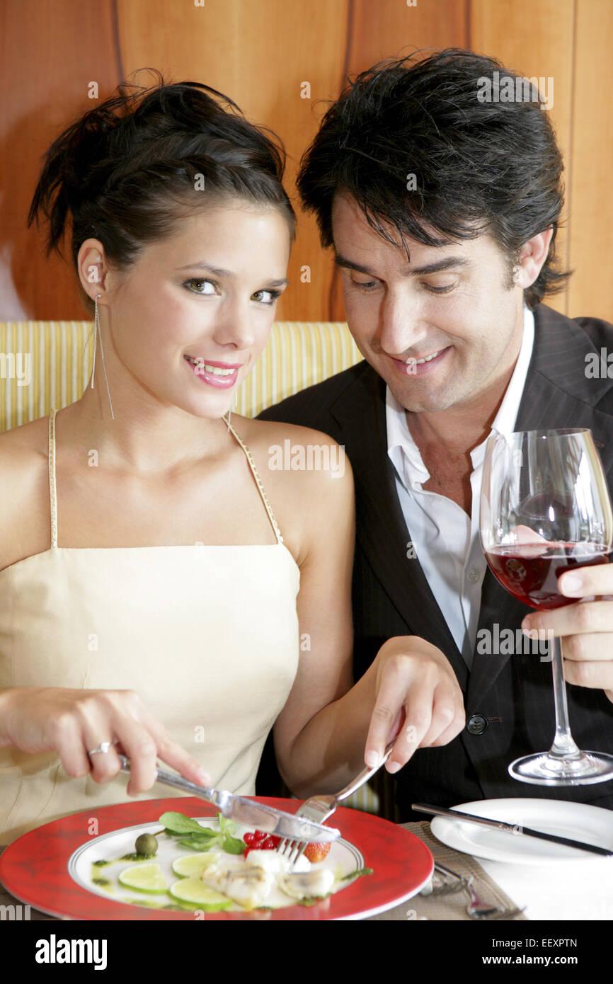 flirten Essen