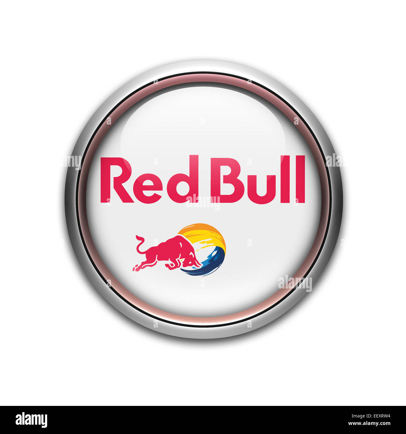 red bull redbull logo icon symbol emblem flag stock photo 78036144