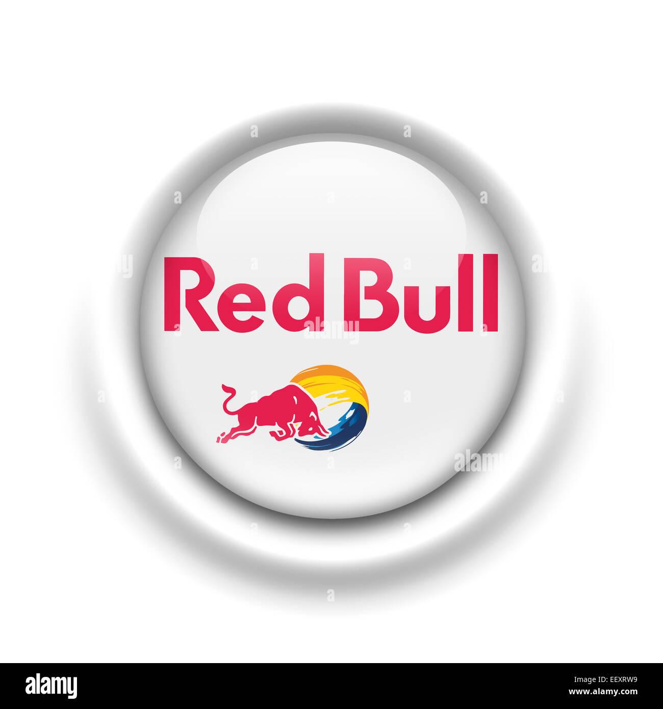 red bull redbull logo icon symbol emblem flag stock photo 78036149