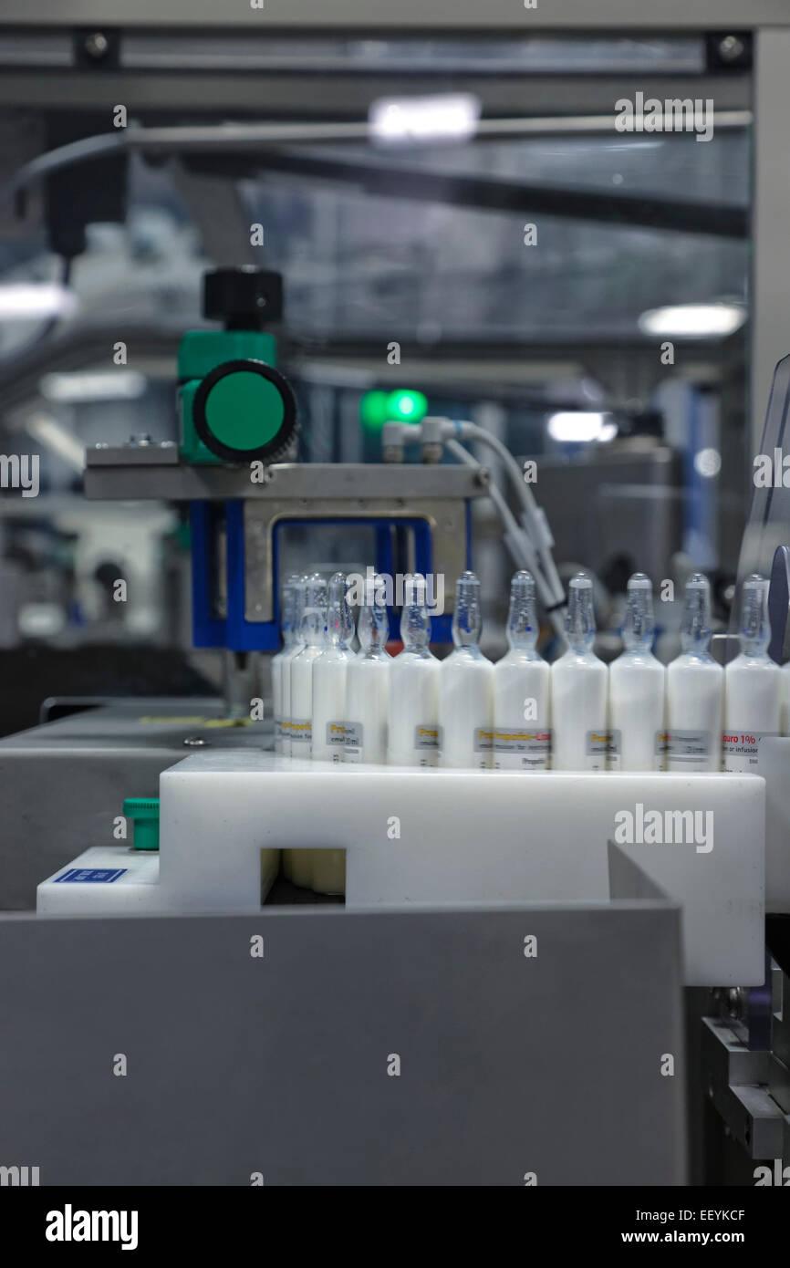 B Braun Melsungen AG Pharma Berlin Stock Photo: 78054607 - Alamy