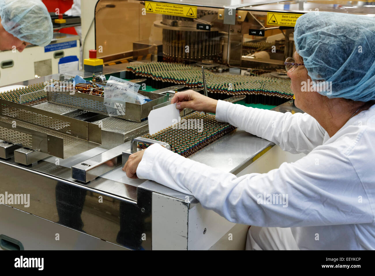 B Braun Melsungen AG Pharma Berlin Stock Photo: 78054614 - Alamy