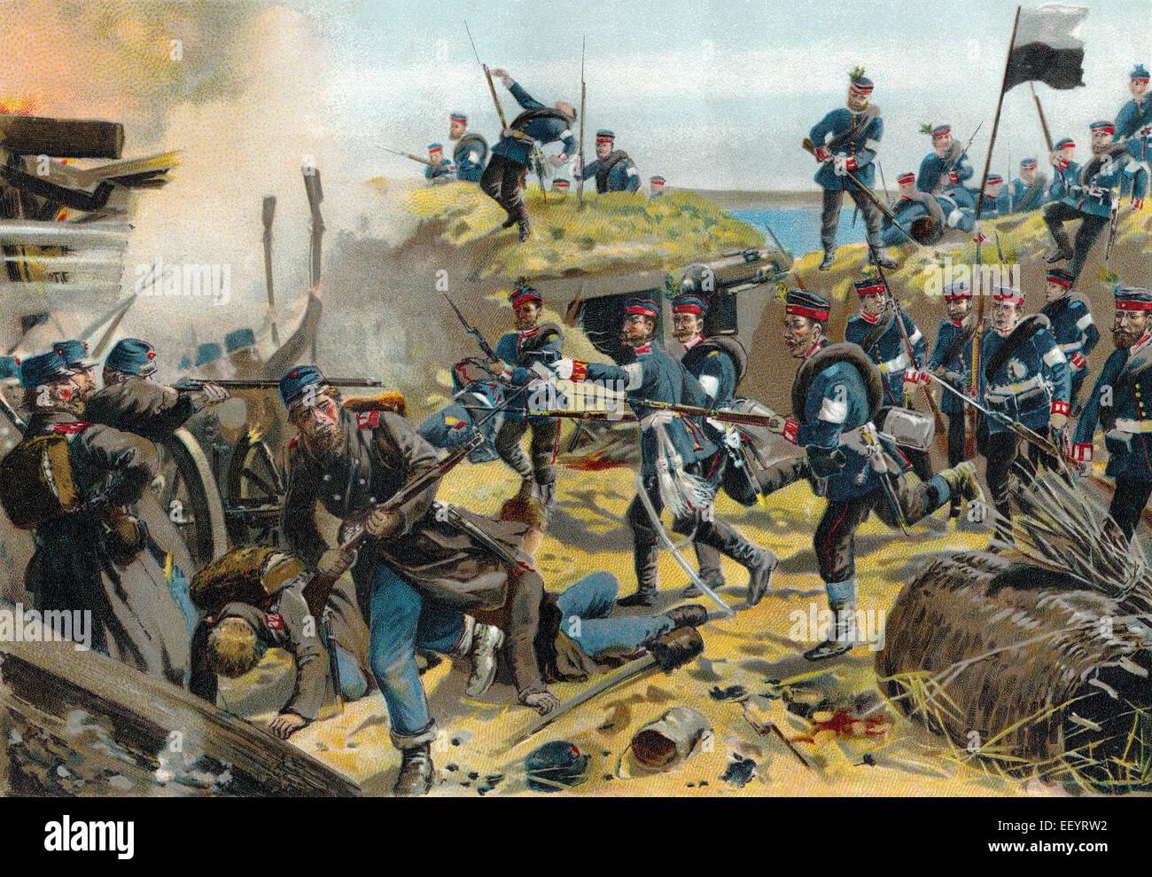 Schleswig Holstein Battle Stock Photos Schleswig Holstein Battle