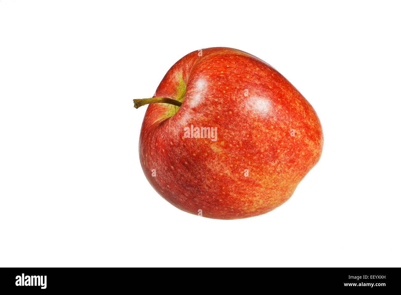 A red apple is optional. - Stock Image