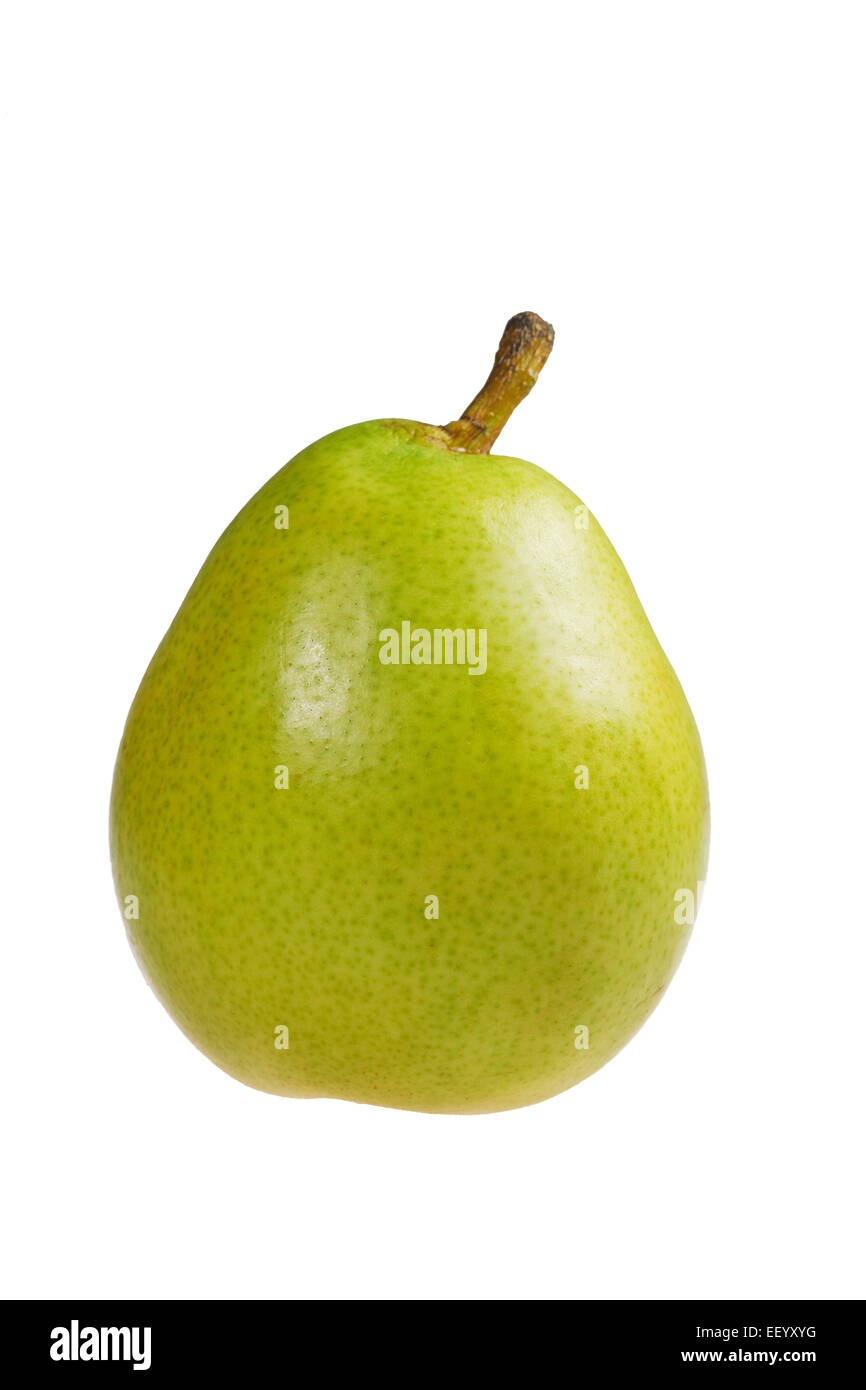 A pear is optional. - Stock Image