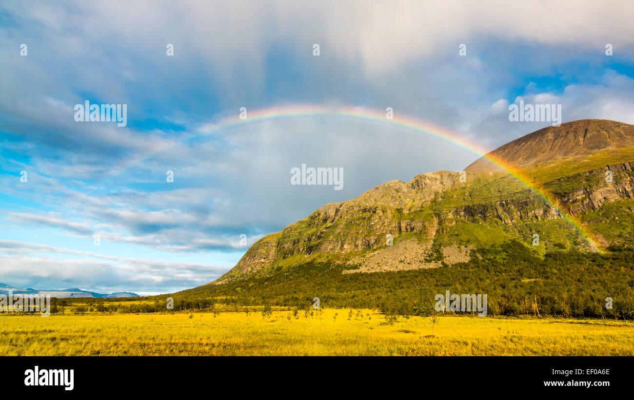 The Rainbow - Stock Image