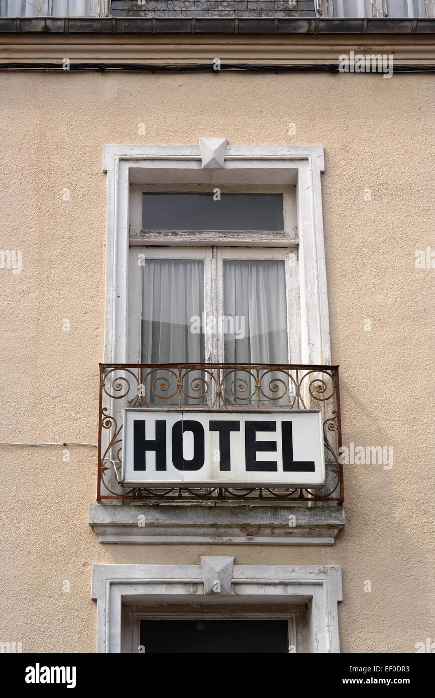 Hotel Sign Antique Stock Photos Amp Hotel Sign Antique Stock