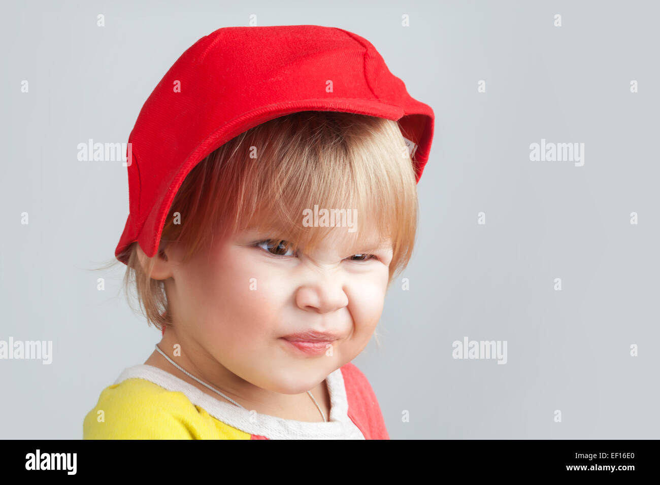 31c58e030 Girl Red Baseball Cap Stock Photos & Girl Red Baseball Cap Stock ...