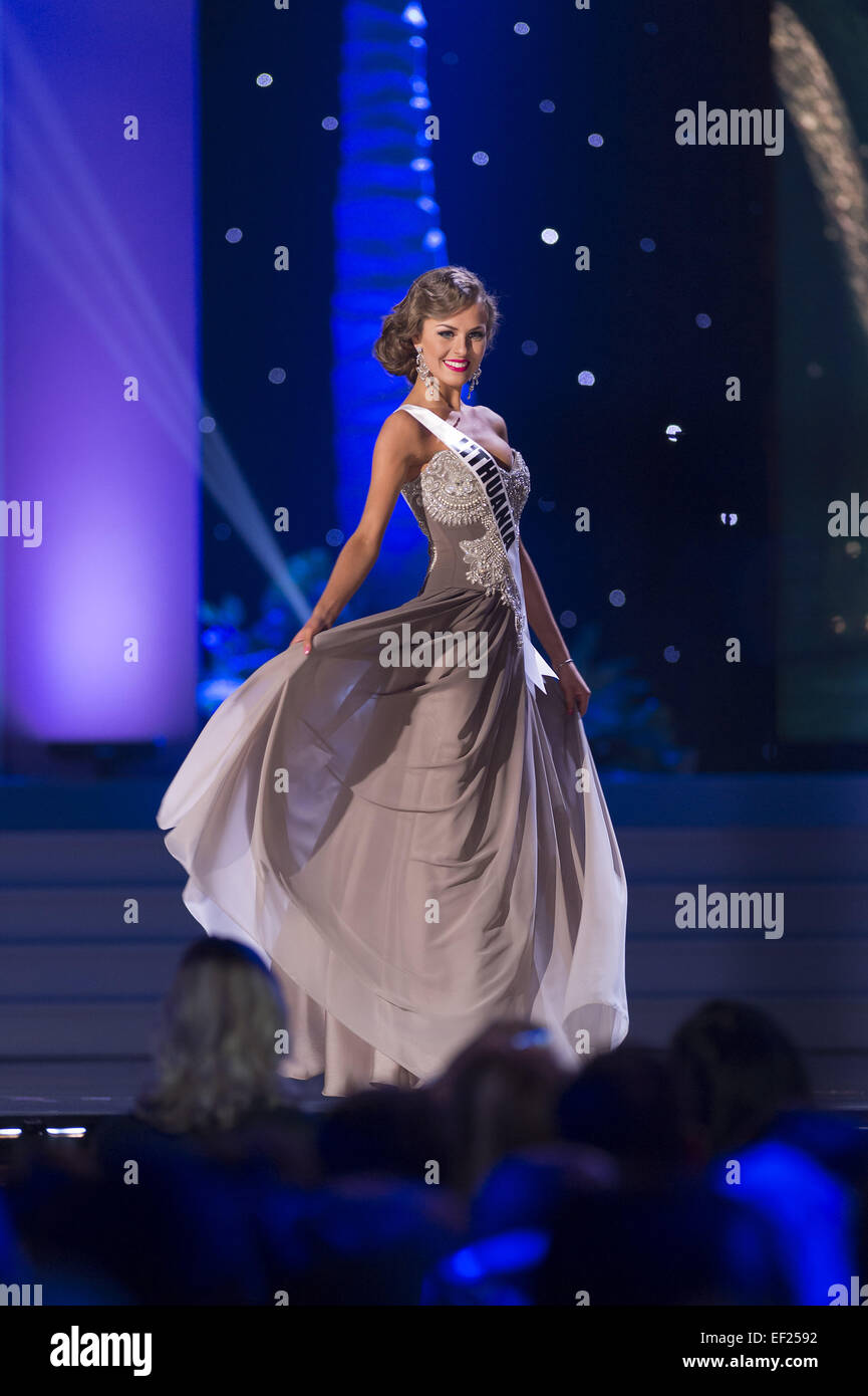 Miami fl usa 21st jan 2015 miami fl january 21 miss stock 21st jan 2015 miami fl january 21 miss lithuania patricija belousova walks on stage during the formal dress portion of the 2015 miss universe pageant publicscrutiny Choice Image