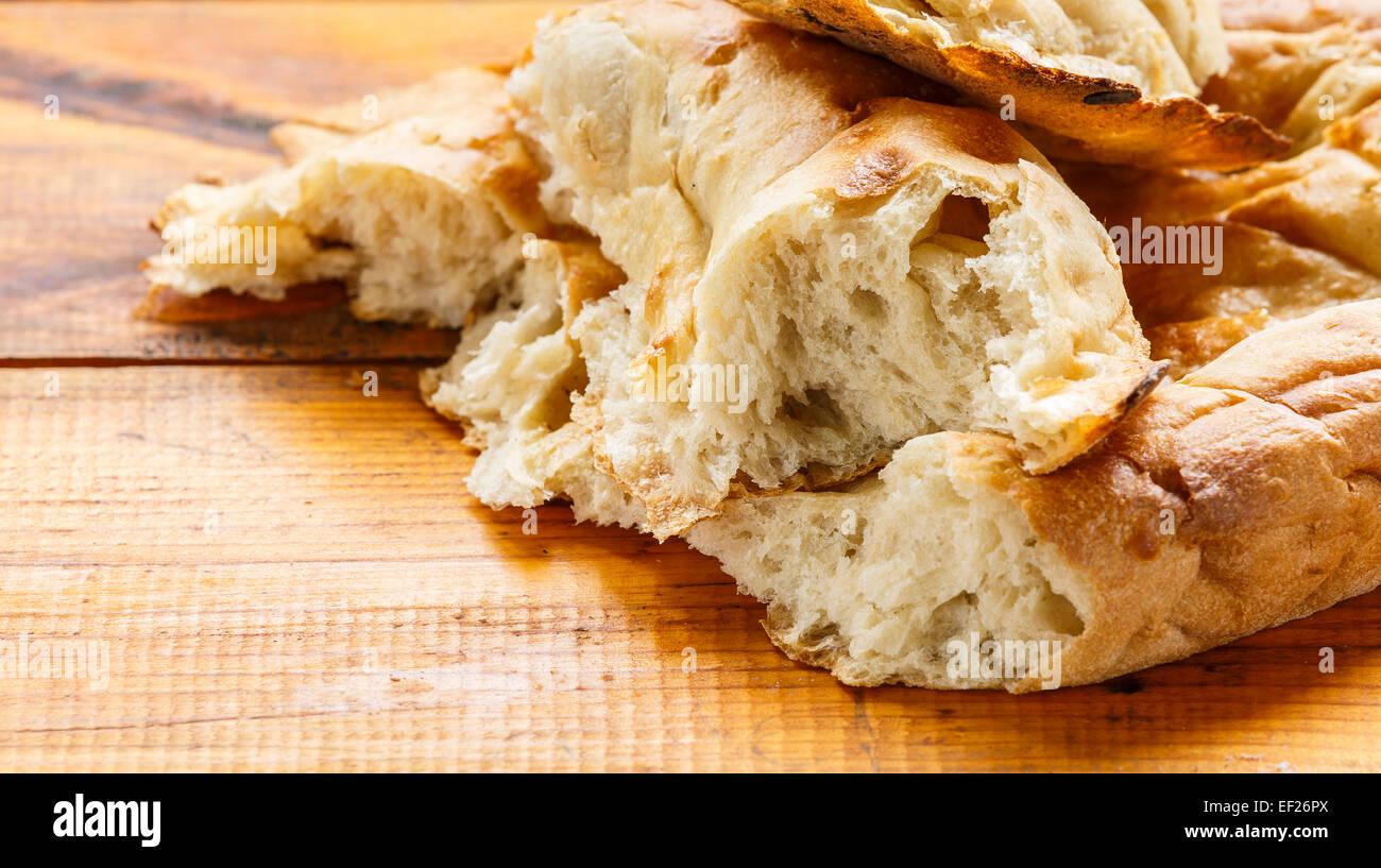 Azerbaijani bread Tyandir - Stock Image