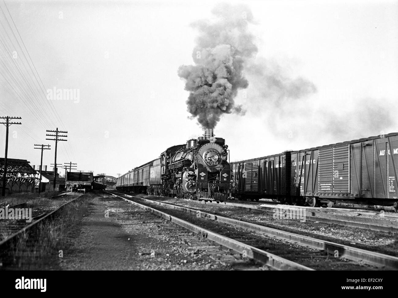 Railroad Yard Stock Photos & Railroad Yard Stock Images ... Pacific Railway Company