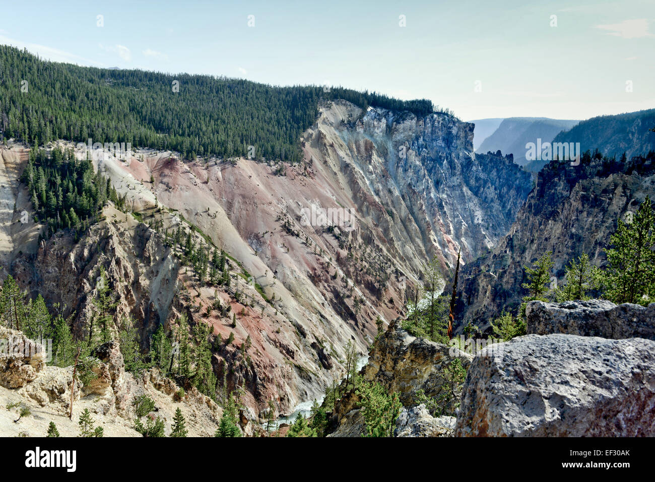 American National Park - Stock Image